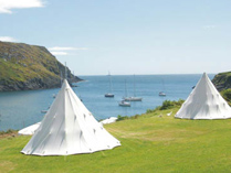 Chl�ire Haven Yurts and Camping Holidays